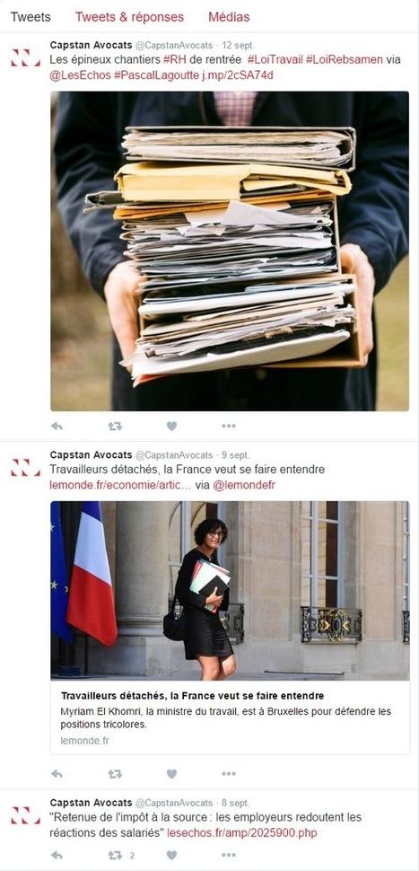 Comment les avocats peuvent-ils exploiter le potentiel des réseaux sociaux ? | Gestion de l'information | Scoop.it
