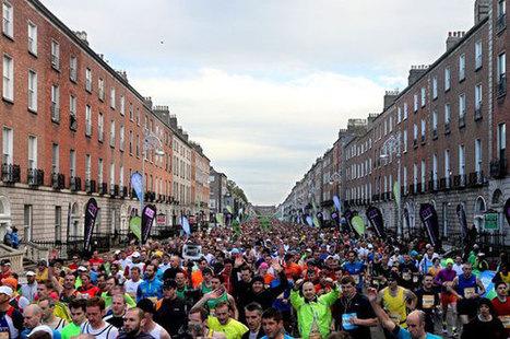 Dublin Marathon journey by Gillian | Running Information | Scoop.it