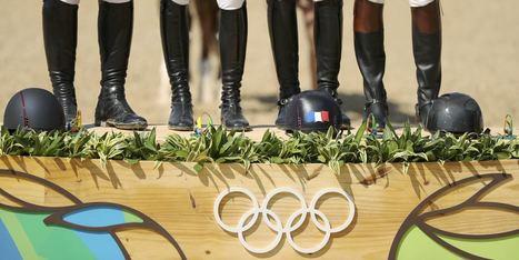 Après les médailles, l'heure est à la réflexion pour l'équitation tricolore   Cheval et sport   Scoop.it