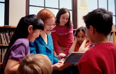 Why Reading Aloud to Older Children Is Valuable | Teaching Now | Scoop.it