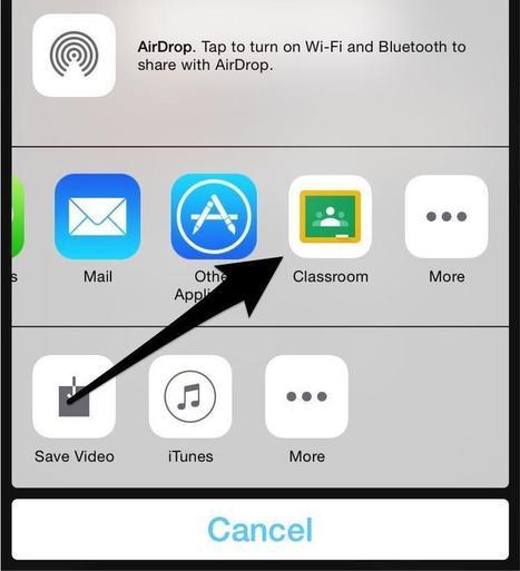iPads & Google Classroom - Multi-User Device | EdTech Integration | Scoop.it