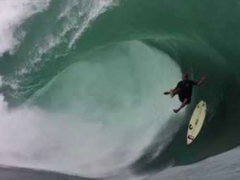Crazy Video: The Gnarliest Waves Ever Surfed   OUR OCEANS NEED US   Scoop.it
