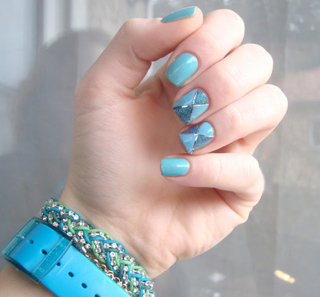 Coco's nails: Le retour du bleu ! Avec Essie et Butter London | Nails and manicure | Scoop.it