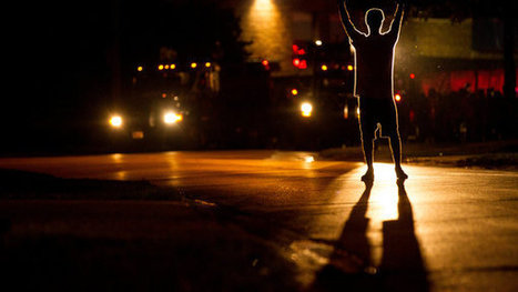 Photographing on Ferguson's Streets | Photographic Stories | Scoop.it