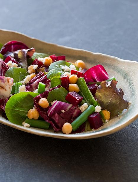 Everyday Awesome Salad recipe | À Catanada na Cozinha Magazine | Scoop.it