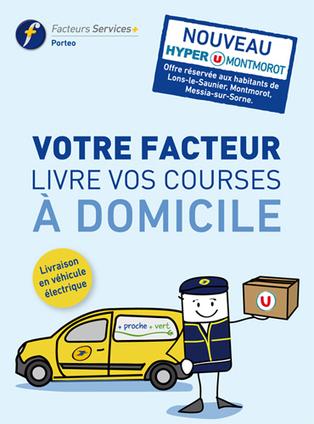 Portage courses – Facteurs Services Plus – La Poste   Les Postes et la technologie   Scoop.it