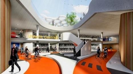 12 500 places pour le plus grand parking vélo du monde | Solutions alternatives pour un monde en transition | Scoop.it