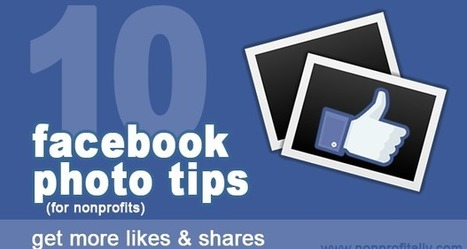 10 Facebook Photo Tips for Nonprofits | Social Media for nonprofits | Scoop.it