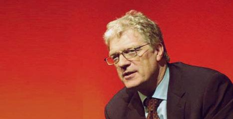 """Sir Ken Robinson: """"Las tecnologías pueden ayudar a revolucionar la educación""""   El Blog de Educación y TIC   Educación, Creatividad, Entretención....y más.   Scoop.it"""