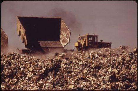 "Fixing America's Waste Problem (""current volumes are unsustainable; need shift to circular economy"") 