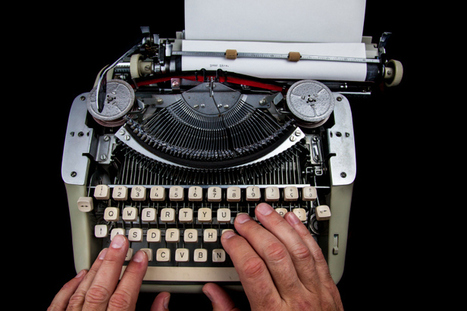The Incredible Eccentricities of 20 Great Writers | Screenwriters | Scoop.it