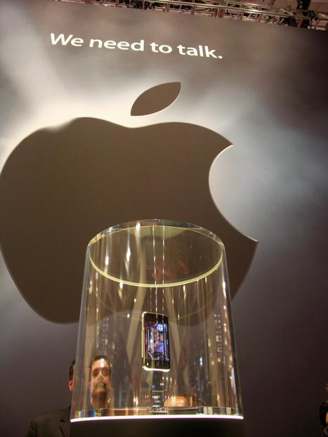 Il y a dix ans, l'iPhone ouvrait la voie à la transformation digitale | European & French IT world seen from PR side | Scoop.it