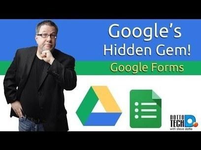 Google Forms - Google Drive's Hidden Gem - YouTube | IT og  undervisning generelt _ Morten Ulstrup | Scoop.it