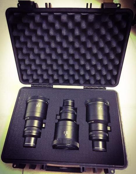 SLR Magic Will Take to IBC 2015 Prototype PL lenses and Native MFT Anamorphot Lenses | Cinescopophilia | Scoop.it