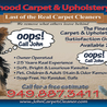 Neighborhood Carpet & Upholstery Cleaning