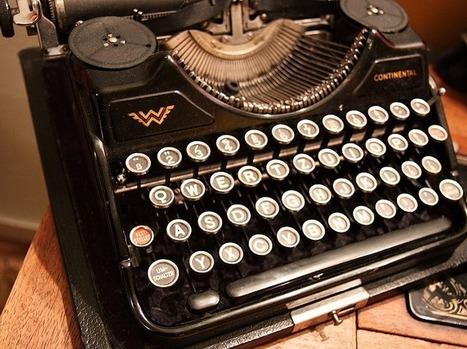 Espionnage : des politiciens allemands pensent à la machine à écrire   veille stratégique et monde numérique   Scoop.it
