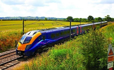 UK Rail Services - Oxford Prospect | Oxford Today | Scoop.it
