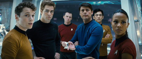 Orci, Johnson Talk Trek Comics, Movies And More   Transmedia: Storytelling for the Digital Age   Scoop.it