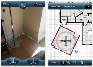 MagicPlan, l'application qui fait les plans toute seule   Infographie 3D   Scoop.it