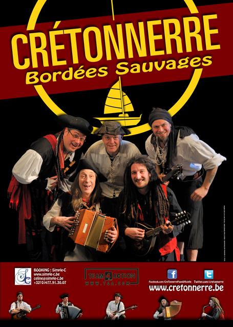 Nouveau spectacle les premières dates 2013  Cré Tonnerre | Cré Tonnerre | Scoop.it