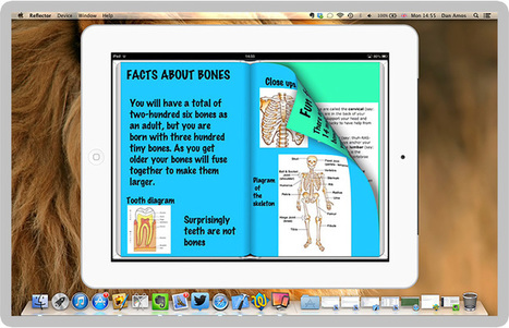 3 easy steps for teachers to convert iBooks into video - Book Creator for iPad app   Blog   Digital Storytelling   Scoop.it