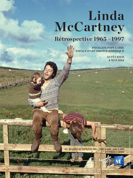 Dans l'intimité des McCartney avec une exposition de photos de Linda | Merveilles - Marvels | Scoop.it