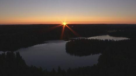 Suomi saa tänään uuden luonnonsuojelualueen – katso video Sibeliuksen  Metsän auringonnoususta  2e8a30debb