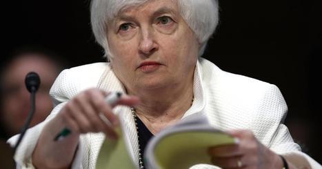 US Treasury yields flatten following Yellen comments - Investors Europe Offshore | Offshore Trader | Scoop.it