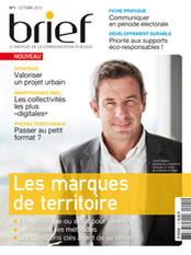 Lancement du magazine de la communication publique Brief | #comterr | Scoop.it