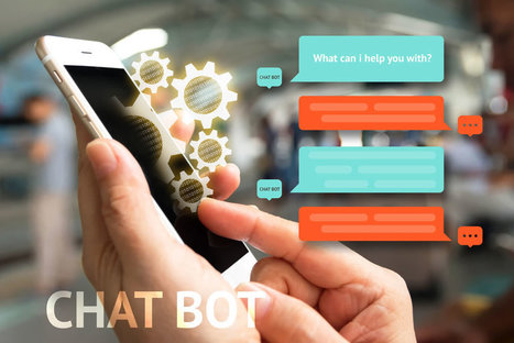 How chatbots will change the face of campus technology - eCampus News | Digital Learning - beyond eLearning and Blended Learning in Higher Education | Scoop.it