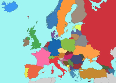 European Countries with some of the hottest startups (infographic) | Entrepreneurship | Scoop.it