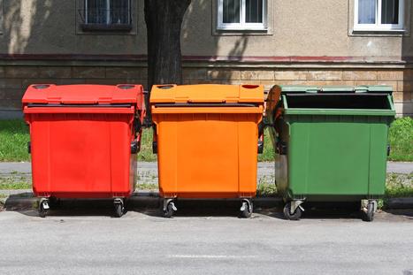 Aguila Technologies connecte les poubelles de la ville du futur sous SIGFOX   ECE Student Projects Inspiration and Creation   Scoop.it