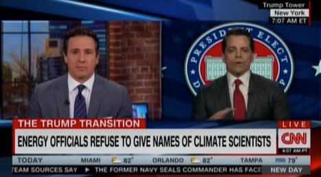 Trump Adviser: Global Warming Could Be Disproven Just Like Flat Earth Theory (VIDEO) | Everything Is Broken | Scoop.it