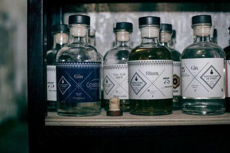 L'alambic numéro 751301 - la distillerie dans un mouchoir de poche | Le Vin et + encore | Scoop.it
