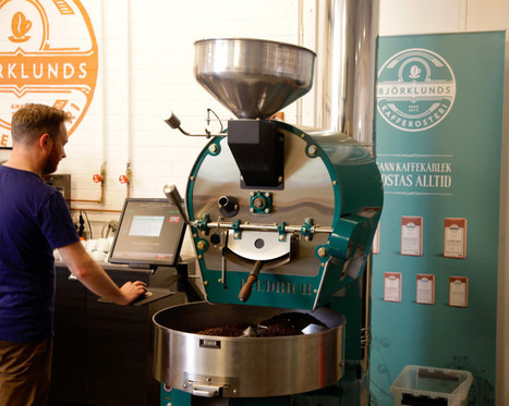 In Sweden, Reviving A City's Lost Coffee Culture At Bjorklund's Kafferosteri | Coffee News | Scoop.it