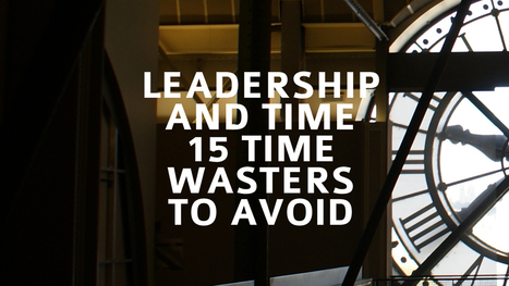 15 Time Wasters [infographic]   N2Growth Blog   Business Productivity & Automation Tips   Scoop.it