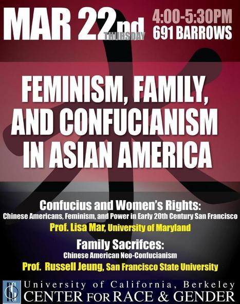 Feminism, Family, and Confucianism in Asian America | Mixed American Life | Scoop.it