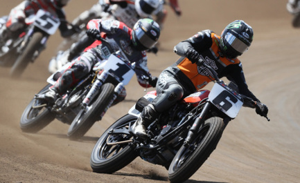 American Flat Track, NBCSN join forces for 2017 season | Ductalk Ducati News | Scoop.it