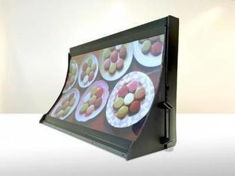 E Ink and Toppan Printing developed a 32″ color flexible e-paper display | e-paper - e-ink - le papier électronique - écran flexible | Scoop.it