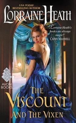 Read Online The Viscount and the Vixen (Hellion