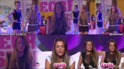 Photos : Anais sexy dans Secret Story (13/06/13) | Radio Planète-Eléa | Scoop.it
