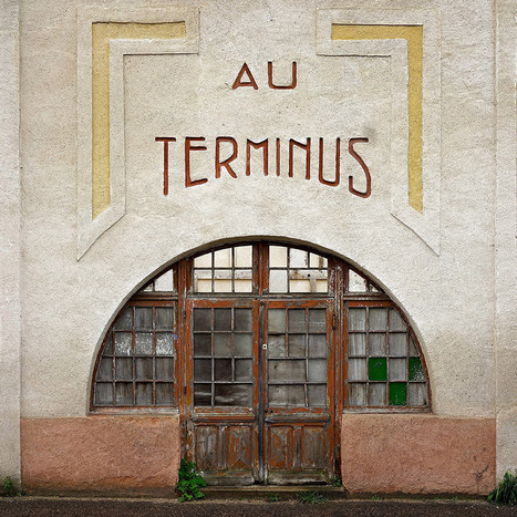 """J'habite une ville fantôme"" du photographe Thibaut Derien 