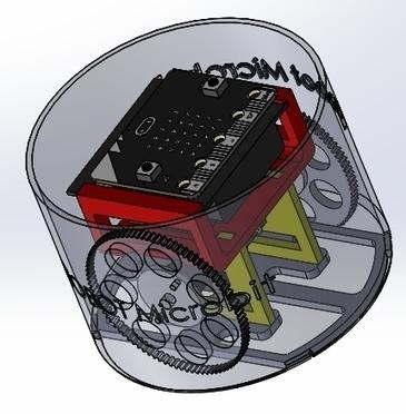 Robot Microbit    robotique-codage-technologie-low-tech    Scoop.it