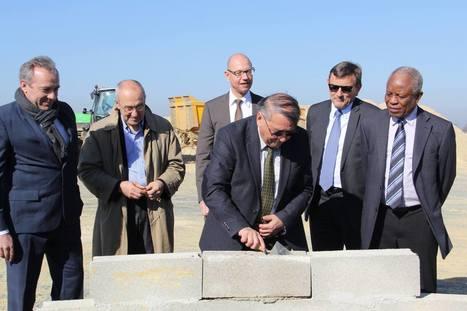 Intermarché construit sa nouvelle base logistique à Ecoparc 2 | Dans la CASE & Alentours | Scoop.it