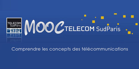 "Le MOOC ""Comprendre les concepts des télécommunications"" - TELECOM Sud Paris commence le 9 décembre 