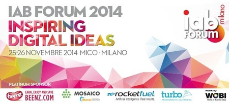 IAB Forum 2014: Inspiring Digital Ideas | Carlo Mazzocco | Il Web Marketing su misura | Scoop.it