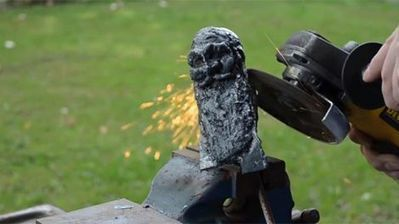 Watch an Artist Turn Scrap Metal Into Animal Sculptures | Technology in Art And Education | Scoop.it