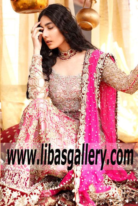 Tabassum Mughal Bridal Wear Pakistani Bridal