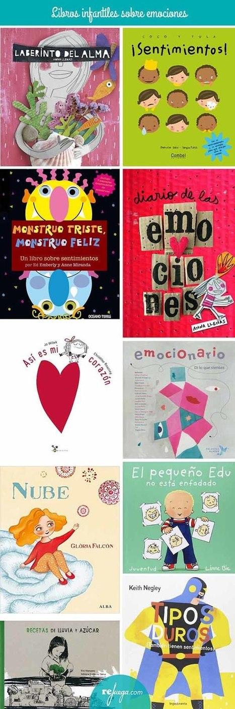 50 cuentos para trabajar las emociones con los niños | TUL | Scoop.it