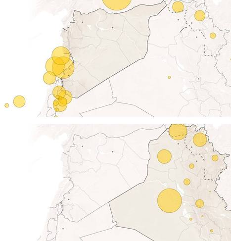 The Iraq-ISIS Conflict in Maps, Photos and Video | Observatorio_vfb | Scoop.it